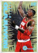 Inserts & Subsets Houston Rockets 1994-1995