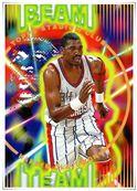 Inserts & Subsets Houston Rockets 1995-1996
