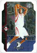 Inserts & Subsets Houston Rockets 2004-2006