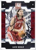 Autographs Rockets