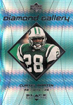 1999 Black Diamond Gallery G3 Curtis Martin