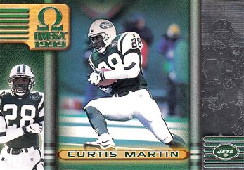 1999 Pacific Omega 167 Curtis Martin