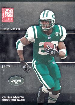 2003 Donruss Elite 37 Curtis Martin