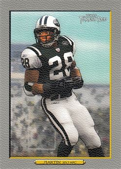 2006 Topps Turkey Red 73 Curtis Martin