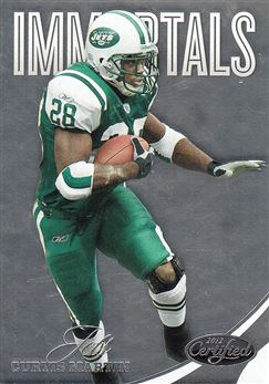 2012 Certified 165 Curtis Martin IMM