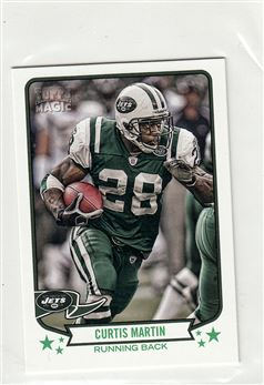 2013 Topps Magic Mini 70 Curtis Martin