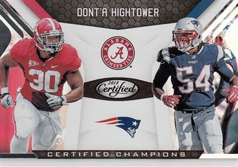 2018 Certified Champions 13 Dont'a Hightower