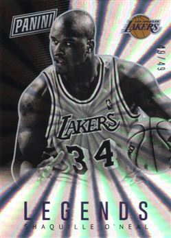 new product a3ff5 26dc4 Shaquille O'neal - shaq 2017-18 | Tc-Collector (moutmout55)