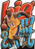 shaq 1996-97
