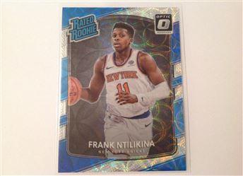 2017-18 Donruss Optic Premium #193 Frank Ntilikina RR