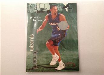 1998-99 SkyBox Thunder #125 Juwan Howard