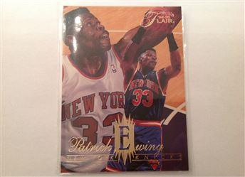 1994-95 Flair #99 Patrick Ewing