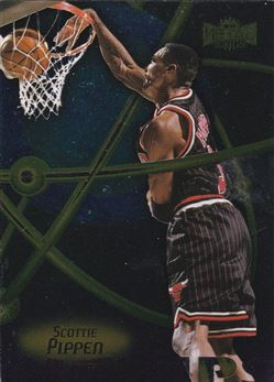 Scottie Pippen 1998-99 Metal Universe Big Ups #3