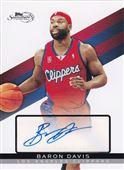 Autographs (Clippers, Cavs, Knicks)