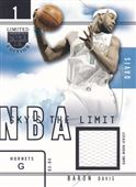 Game used (Hornets)