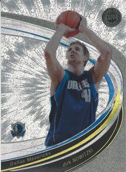 2005-06 Topps First Row Charity Stripe 99 #8 Dirk Nowitzki