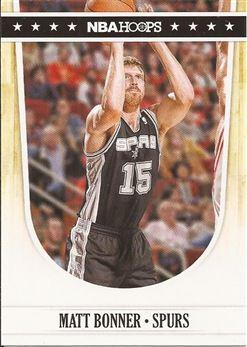 2011-12 Hoops #219 Matt Bonner