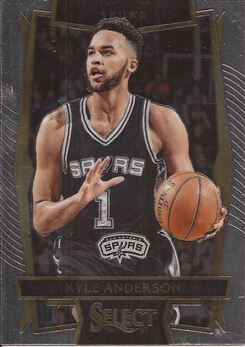 2016-17 Select #15 Kyle Anderson