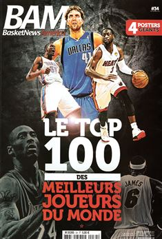 # 34 Septembre 2011 Top 100 Players
