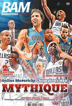 # 33 Juillet-Août 2011 Mavs Champ Dirk MVP