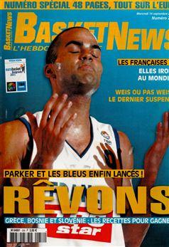 # 256 du 14 Septembre 2005 Présentation EuroBasket Serbie