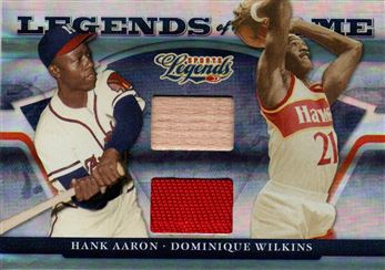 Donruss Legends of the Game # LGC-9