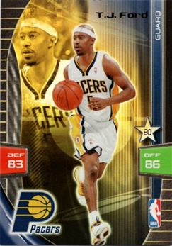 # 087 T.J Ford Gold Card
