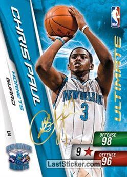 # U 04 Chris Paul Ultimate Card Hornets