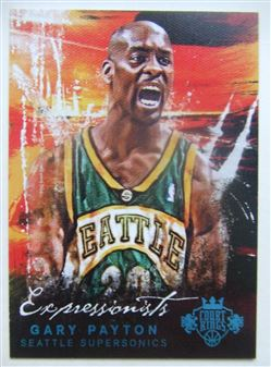 2014/15 Court Kings Expressionists Sapphire Gary Payton #4