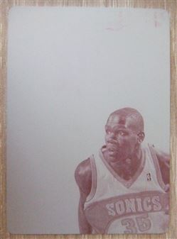 2012/13 Panini Flawless Plate Magenta Kevin Durant #50