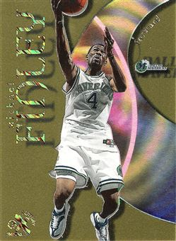 1998-99 E-X Century Essential Credentials Future #41 Michael Finley