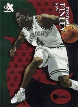 1999-00 E-X Essential Credentials Now #50 Michael Finley