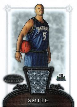 2006-07 Bowman Sterling #63 Craig Smith