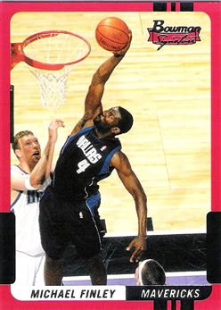 2004-05 Bowman Signature Edition #28 Michael Finley