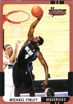 2004-05 Bowman Signature Edition 169 #28 Michael Finley