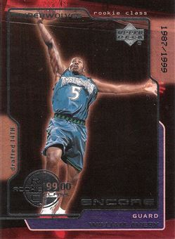 1999-00 Upper Deck Encore #104 William Avery