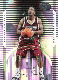 2006-07 Bowman Elevation #104 Craig Smith