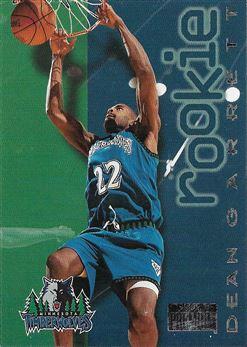 1996-97 SkyBox Premium #211 Dean Garrett