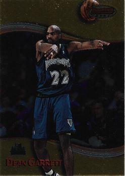 1998-99 Bowman's Best #67 Dean Garrett