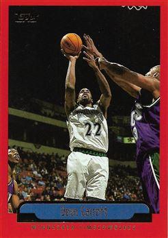1999-00 Topps #10 Dean Garrett