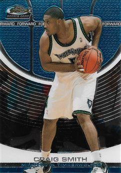 2005-06 Finest #157 Craig Smith