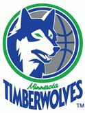 Minesota Timberwolves Team/Logo cards