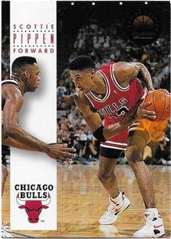 1993-94 Skybox Premium #47 Scottie Pippen