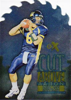 outlet store 1a687 27313 Aaron Rodgers - Fleer | Tc-Collector (MrNiceGuy)