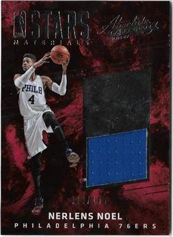 2016-17 Panini Absolute - NBA Stars Materials #30