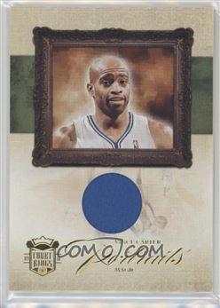 2009-10 Court Kings - Portraits - Memorabilia #20 Vince Carter