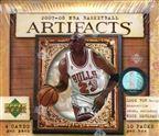 NBA, 2007-08 Upper Deck ARTIFACTS