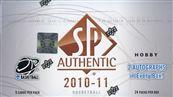 NBA, 2010-11 SP Authentic