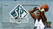 NBA, 2011-12 SP Authentic