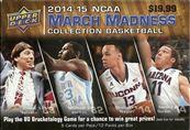 NBA, 2014-15 Upper Deck NCAA March Madness